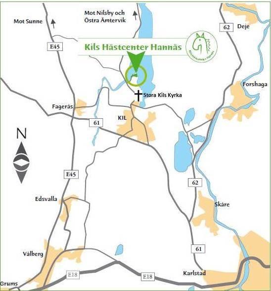 Karta vägbeskrivning